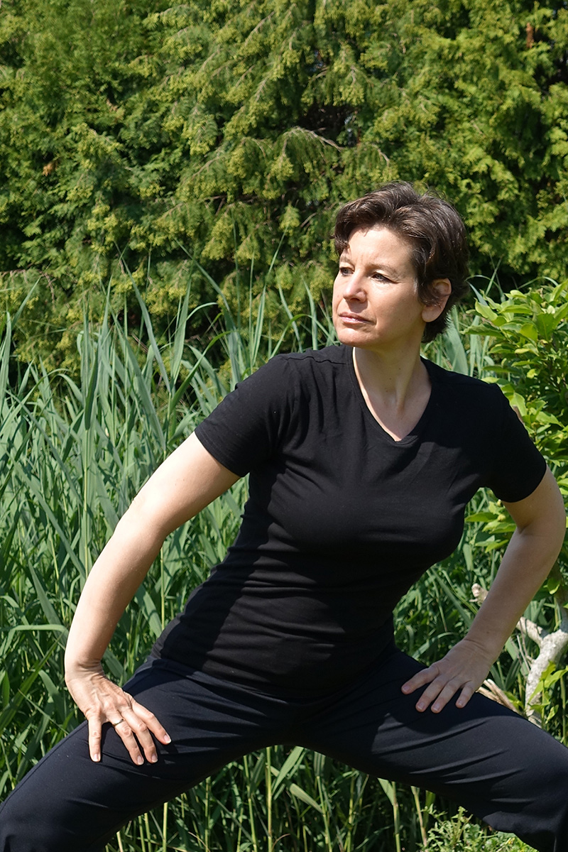 Karen Schrumpf Qi Gong